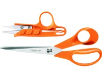 Fiskars Scissors and Quick Clips